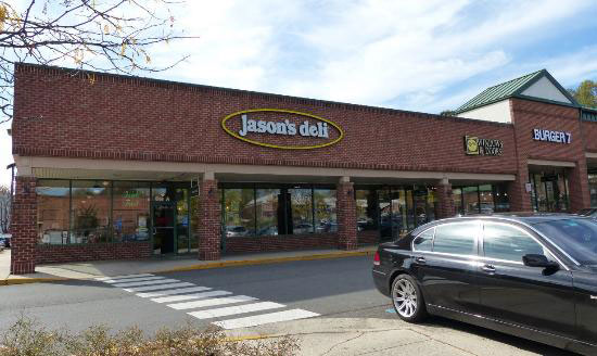 Jason's Deli installed Trapzilla in a traffic rated area in the back alley overnight, eliminating the need to close the restaurant